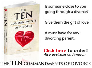 The Ten Commandments of Divorce