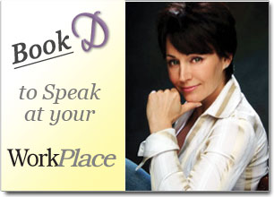 Book D to Speak at Your WorkPlace